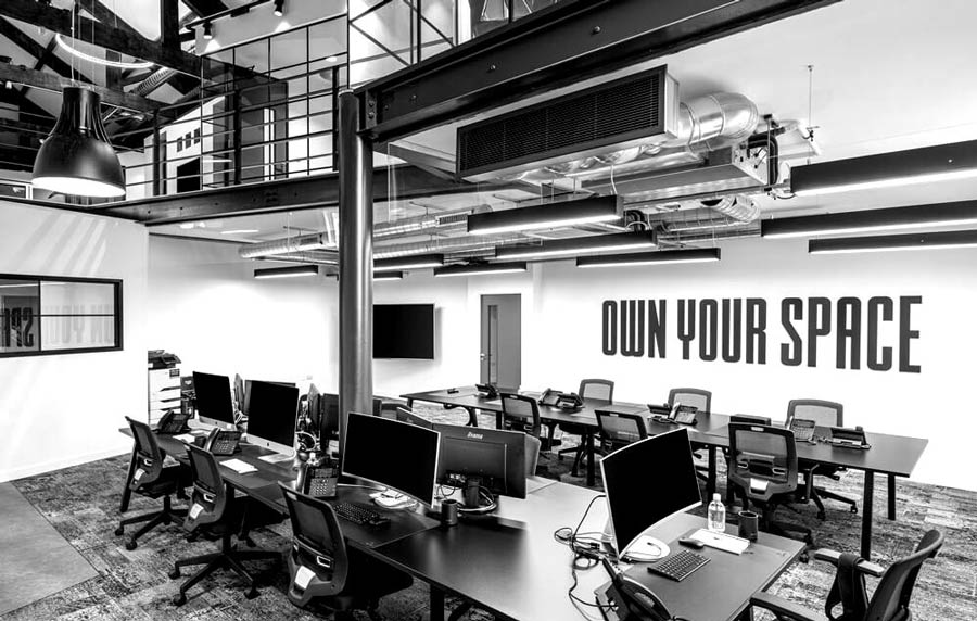 The own your space office